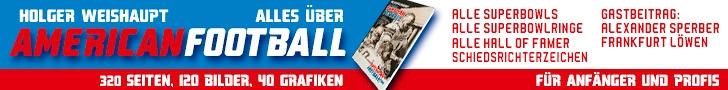Das American Football Buch